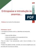 HEM 02 - Eritropoiese