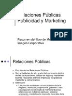 Relaciones Publícas Publicidad y Marketing