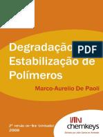 Degradação e Estabilização de Polimeros