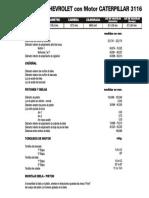 CAMION CHEVROLET con Motor CATERPILLAR 3116.pdf
