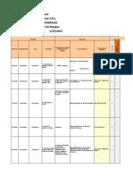 Matriz de Riesgo Grupo 2-1