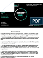 Concepts Maps for JEE/NEET/AIIMS