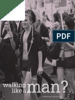 Walking Like a Man Understan