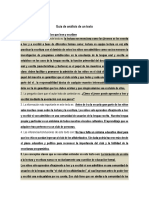 Guía de Análisis de Un Texto