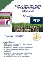 Estrategia de participación ciudadana