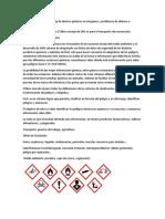 NFPA Tanques Estacionarios Sistema de Seguridad de Riesgos Químicos.