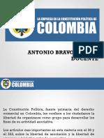 Diapositivas La Empresa en La Constitucion Politica