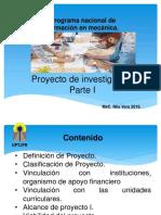 Proyecto de Investigacion( PNF en Mecanica Venezuela)