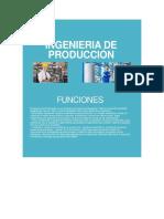 Ingeniería de Producción
