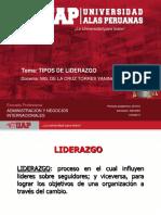 S3 TIPOS LIDERAZGO