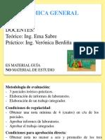 1er Parcial Química Eléctrica UTN FRC