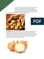 6 Productos de La Canasta Basica