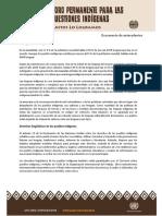 Backgrounder Languages Spanish 2019