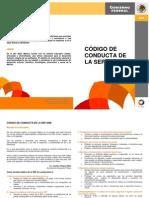 Codigo Conducta SEP