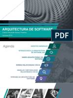 1.IntroducciónArquitecturaSoftware OLD