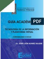 Tecnología de La Información y Plataforma Virtual