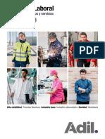 Catalogo Vestimenta de Trabajo