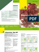 Diptico Basfoliar Mg WP