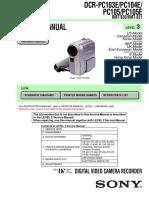 DCR-PC105 Level 3