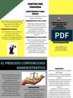COMPETENCIAS Y LAS PARTES DEL PROCESO CONTENCIOSO ADMINISTRATIVO.pdf