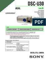 DSC-U30 level 3