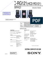 MHC-RG121 ver. 1.1 (BR)