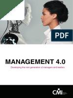 Management 40 Report