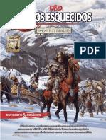 D&D 5.0 - Reinos Esquecidos - Linha Do Tempo Pós Praga Mágica