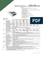 RSD 300F 5 Datasheet