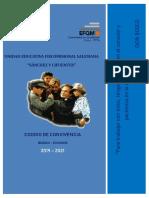 Código de Convivencia UEFS SYC