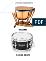 PERCUSSION instruments.docx