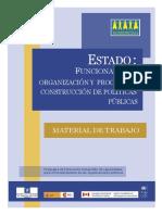 Estado Funcionamiento Organización