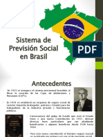 Pensiones, Brasil Pedf