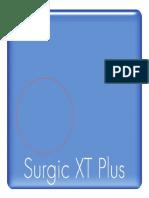 Manual surgic xt
