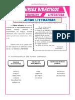 Clases de Figuras Literarias Para Quinto de Secundaria