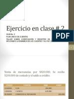 03B Ejercicio en Clase No. 2 Guia No. 3