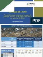 Embalses La Paz