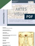 Artes Visuais Orientações Curriculares 2016