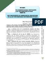PRECEDENTE DE OBSERVANCIA OBLIGATORIA DE LA LEY UNIVERSITARIA N°30220.