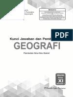 01 KUNCI PR GEOGRAFI 11A Edisi 2019.pdf