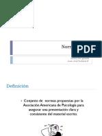 2 Presentación Resumida de Normas APA