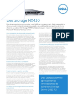 Dell Storage NX430