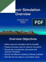 TM4112 - 1 Reservoir Simulation Overview