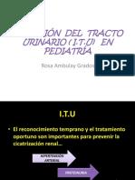 Infeccion Del Tracto Urinario en Pediatria