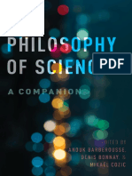 Anouk Barberousse, Denis Bonnay - The Philosophy of Science_ A Companion-Oxford University Press (2018).pdf