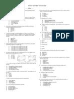 Prueba 103 Preguntas Parcial de Sistema Eléctrico de Motor