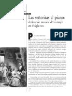Las Senoritas Al Piano-libre