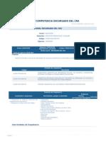 Perfil Competencia Encargado Del CRA