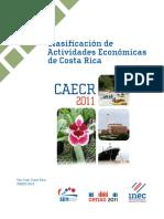 CRI 2015 ECE Q4 Classification of Economical Activities (1)