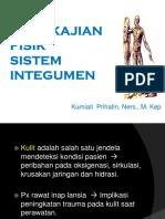 Pengkajian Fisik Sistem Integumen